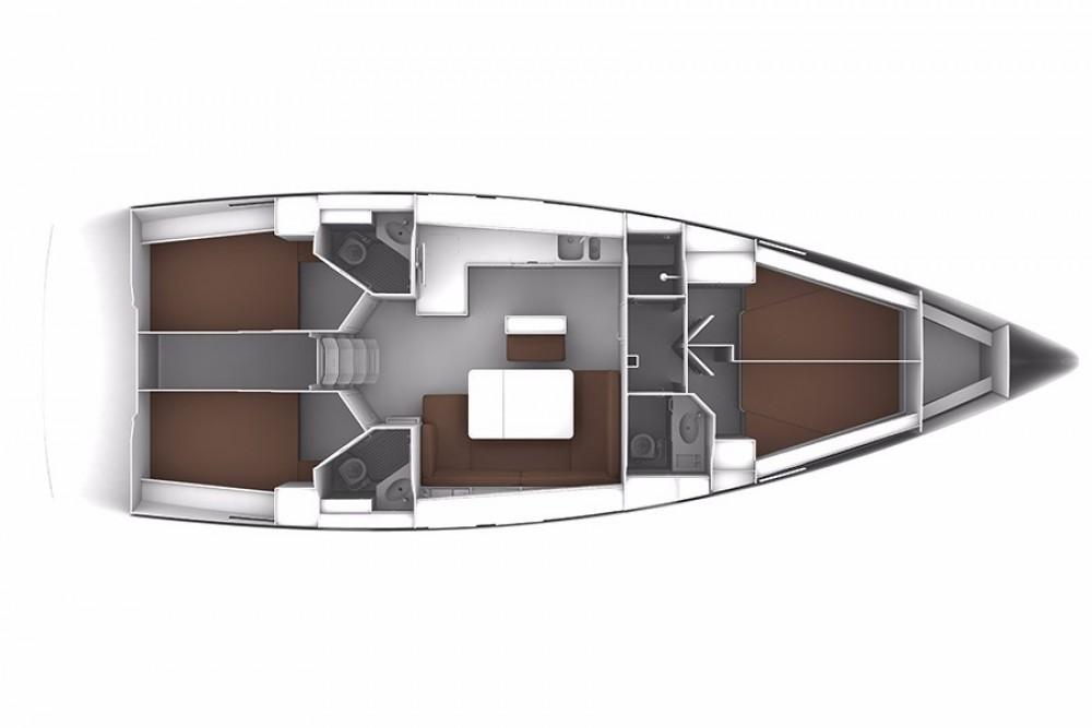 Rental Sailboat in Nafplio - Bavaria Bavaria 46 Cruiser