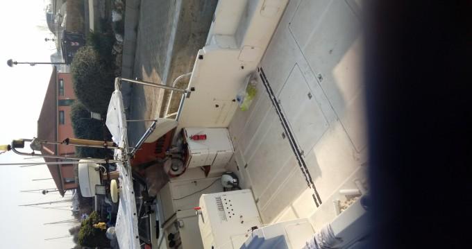 Boat rental Dellapasqua DC10 open in Porto Levante on Samboat