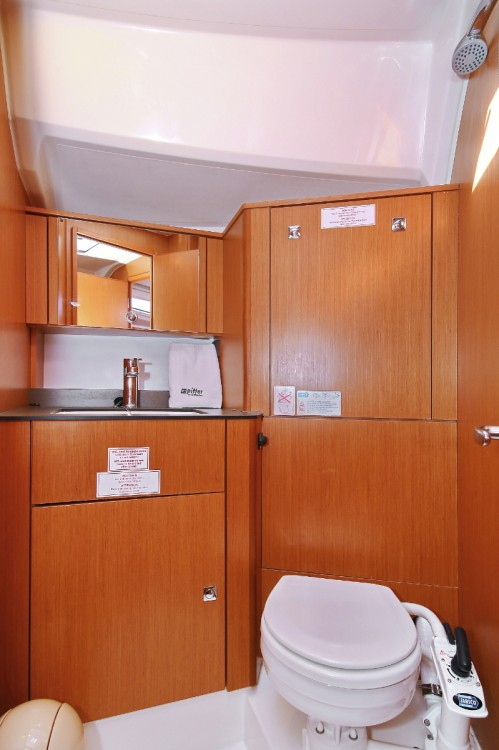 Bavaria Cruiser 41 S between personal and professional Trogir