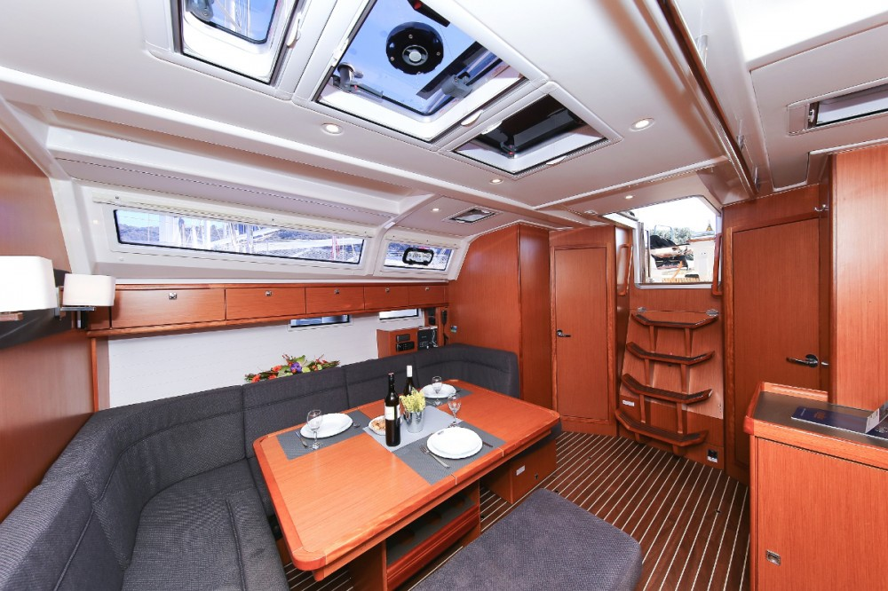 Rent a Bavaria Cruiser 46 Grad Pula