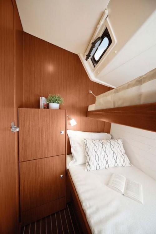 Bavaria Cruiser 51 between personal and professional Croatia