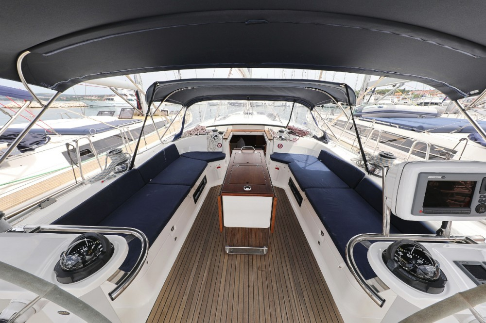Boat rental  cheap Bavaria Cruiser 55 - 4 cab.