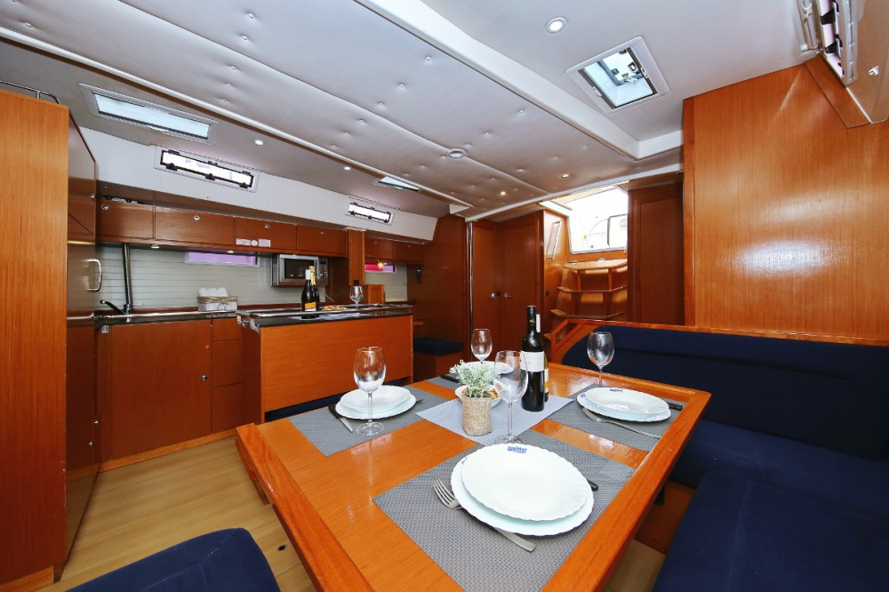 Rental yacht Grad Pula - Bavaria Cruiser 55 on SamBoat