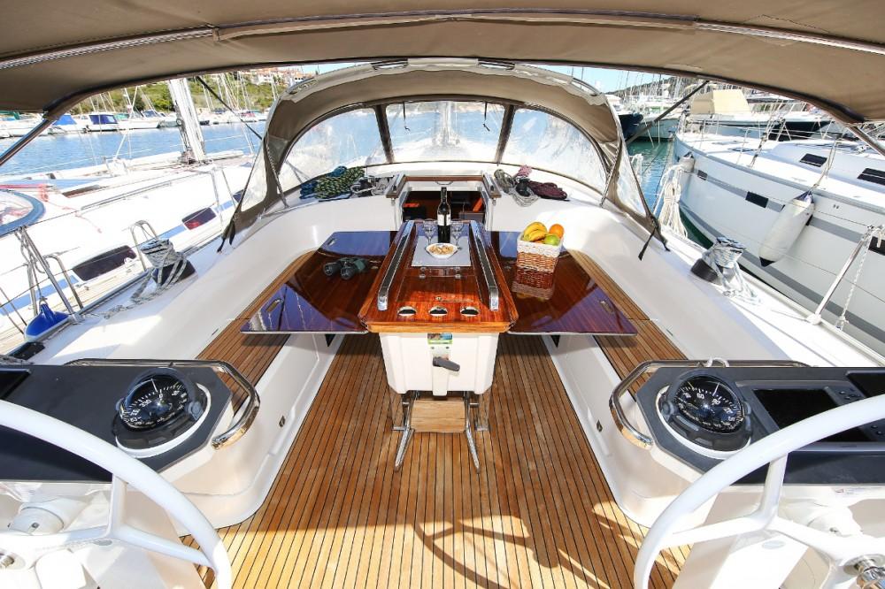 Bavaria Cruiser 56 between personal and professional Pula