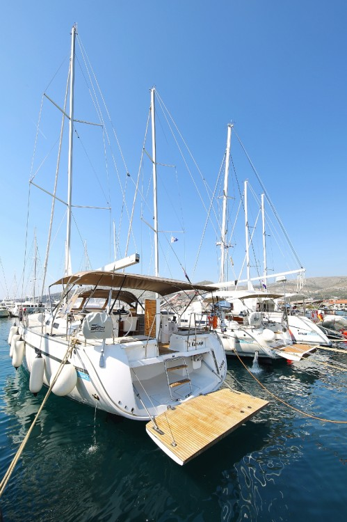 Rental yacht Trogir - Bavaria Cruiser 56 on SamBoat