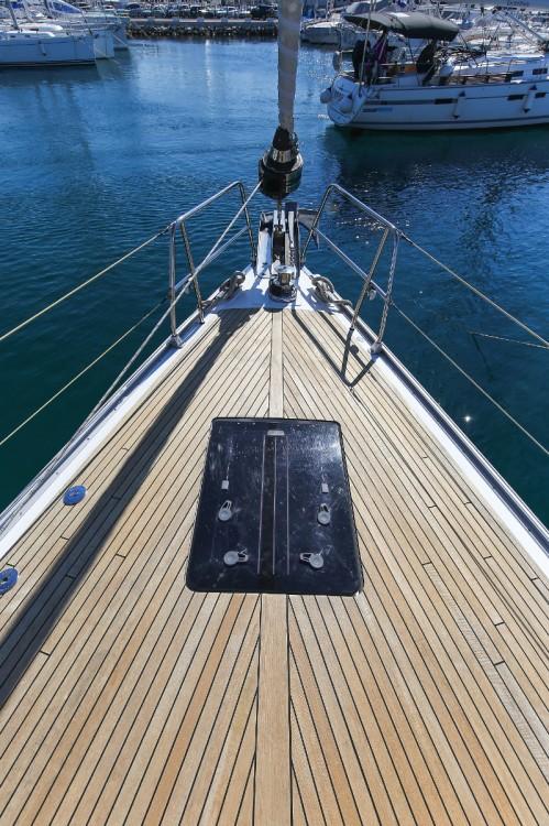 Boat rental Croatia cheap Cruiser 56