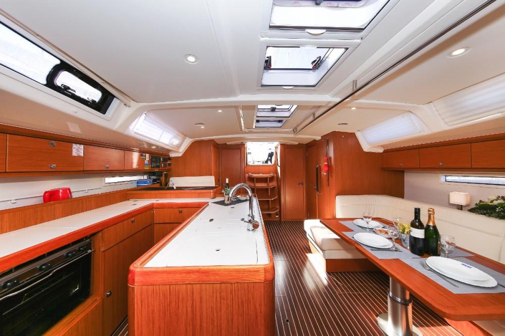 Rental Sailboat in Croatia - Bavaria Cruiser 56