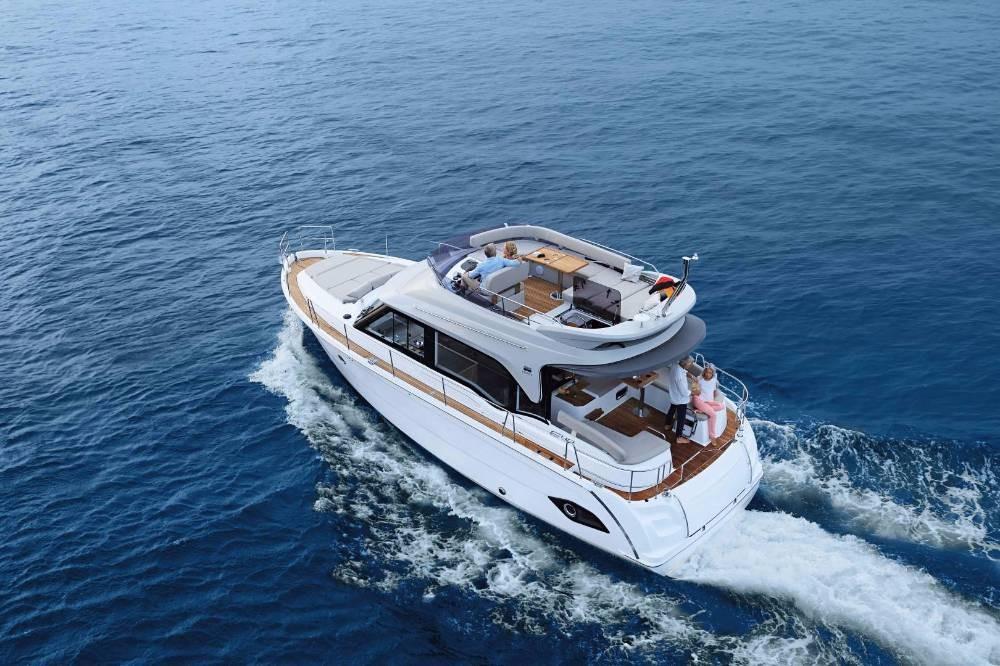 Boat rental Bavaria E40 Fly in Grad Pula on Samboat