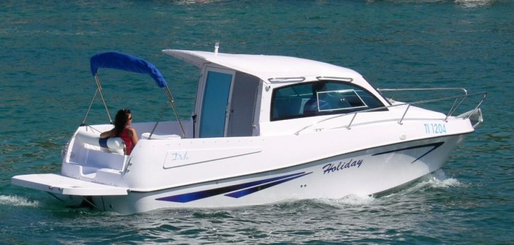 Rental Motor boat in Šibenik - Bluestar Bluestar Holiday 720