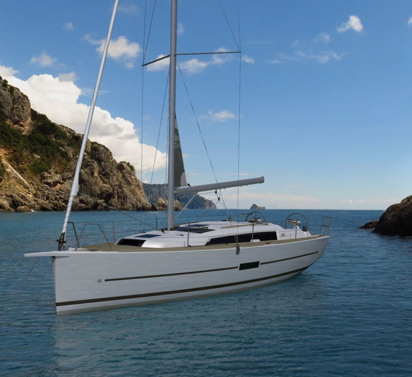 Rental yacht Croatia - Dufour Dufour 360 Grand Large on SamBoat