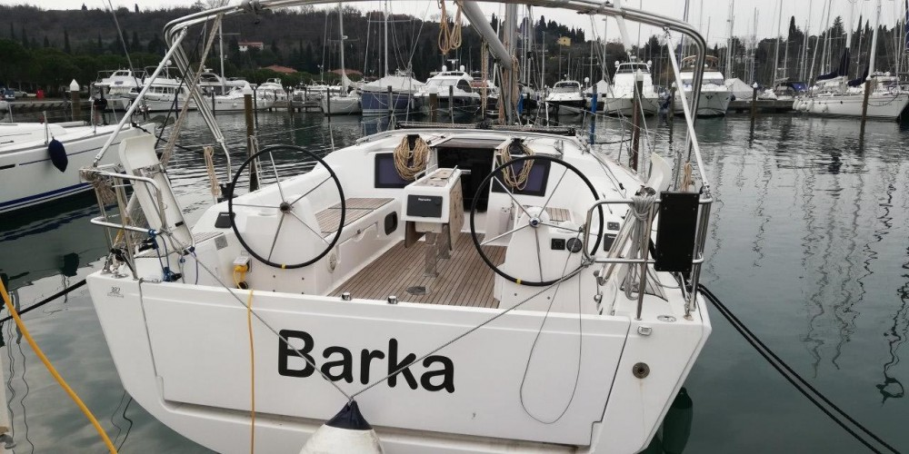 Sailboat for rent Slovenia at the best price