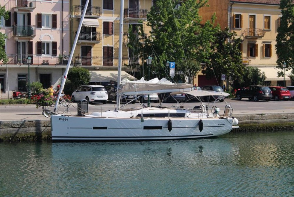 Hire Sailboat with or without skipper Dufour Slovenia