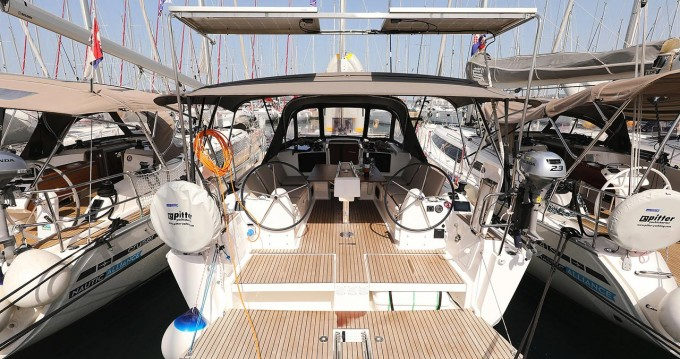 Rental yacht Biograd na Moru - Dufour Dufour 382 GL on SamBoat