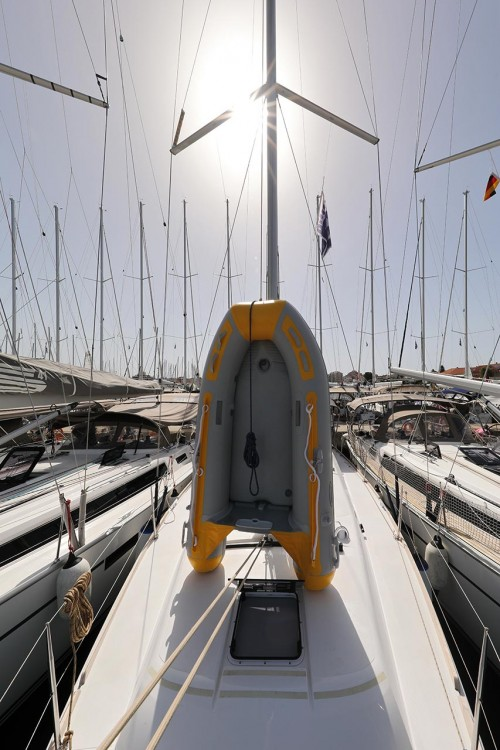 Rental Sailboat in Croatia - Dufour Dufour 382 GL