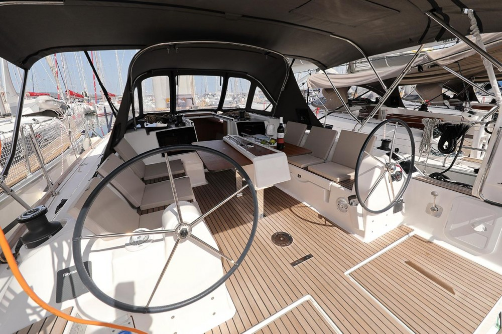Dufour Dufour 382 GL between personal and professional Croatia