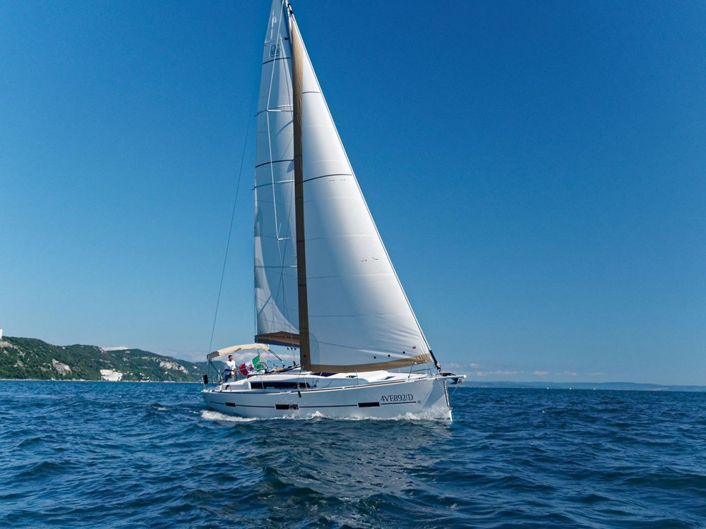 Dufour Dufour 412 GL between personal and professional Trogir