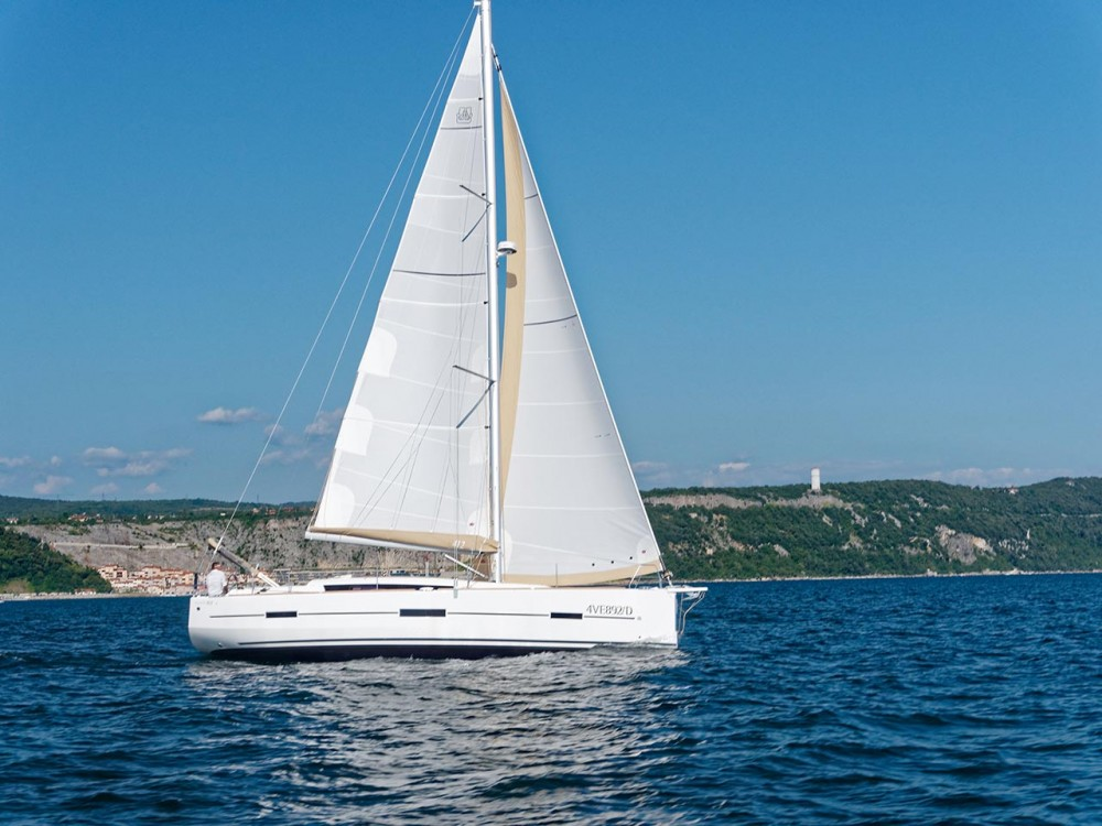 Rental Sailboat in Trogir - Dufour Dufour 412 GL