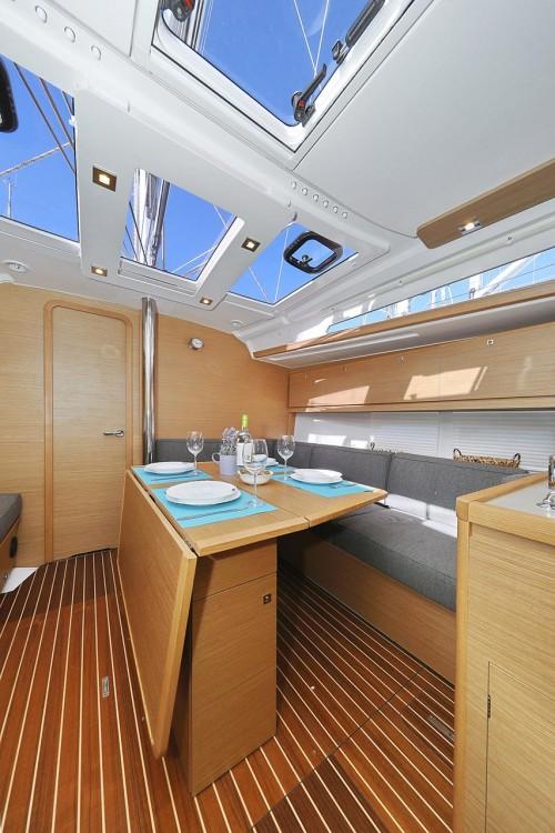 Boat rental Dufour Dufour 390 GL in  on Samboat
