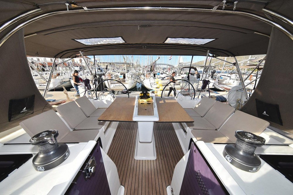 Boat rental  cheap Dufour 412 GL
