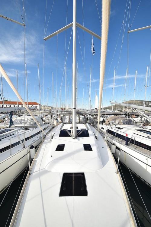 Boat rental Dufour Dufour 412 GL in  on Samboat