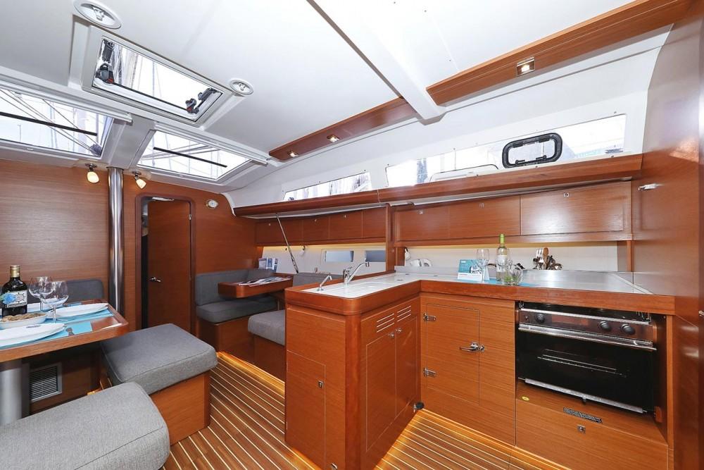 Rental Sailboat in  - Dufour Dufour 412 GL