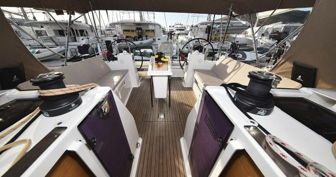 Dufour Dufour 460 GL between personal and professional Trogir