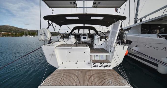 Boat rental Dufour Dufour 460 Grand Large in Trogir on Samboat
