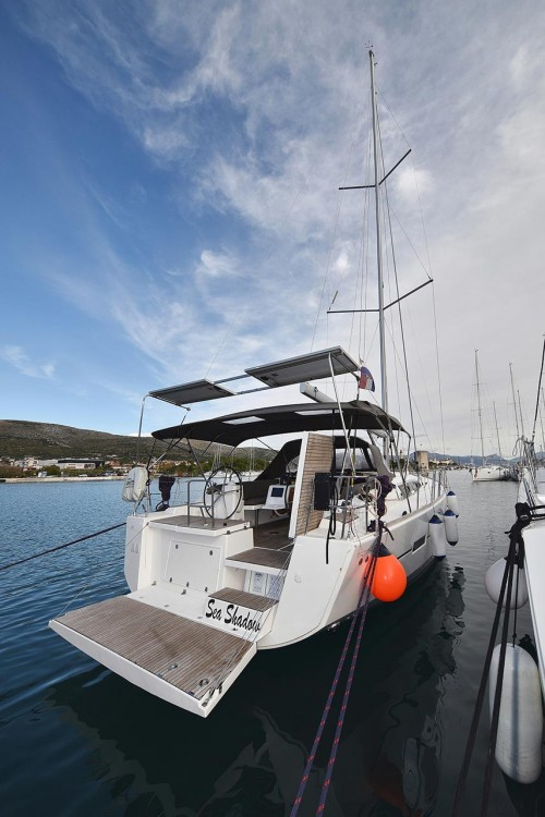 Boat rental  cheap Dufour 460 GL