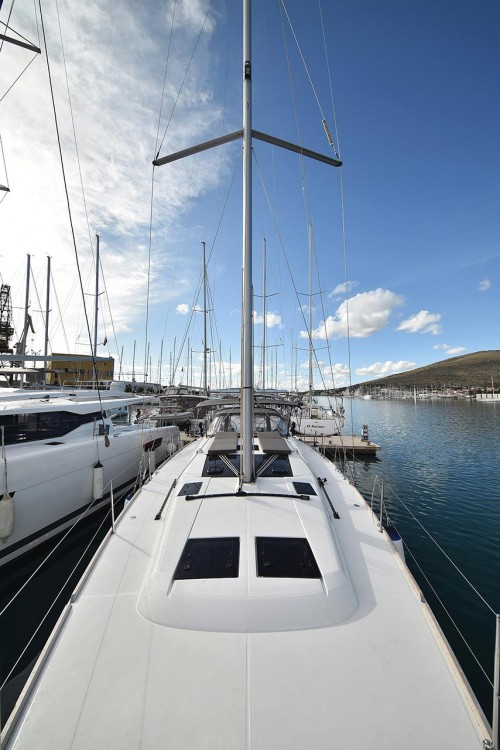 Rental yacht  - Dufour Dufour 460 GL on SamBoat