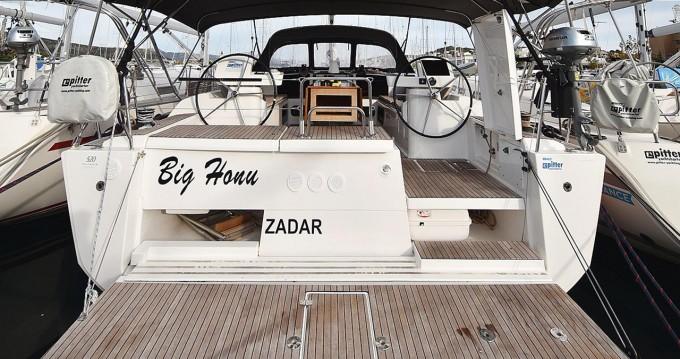 Boat rental Trogir cheap Dufour 520 Grand Large