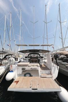 Rental Sailboat in Trogir - Dufour Dufour 56 Exclusive