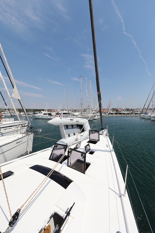 Rental yacht  - Dufour Dufour Exclusive 56 - 5 + 1 cab. on SamBoat