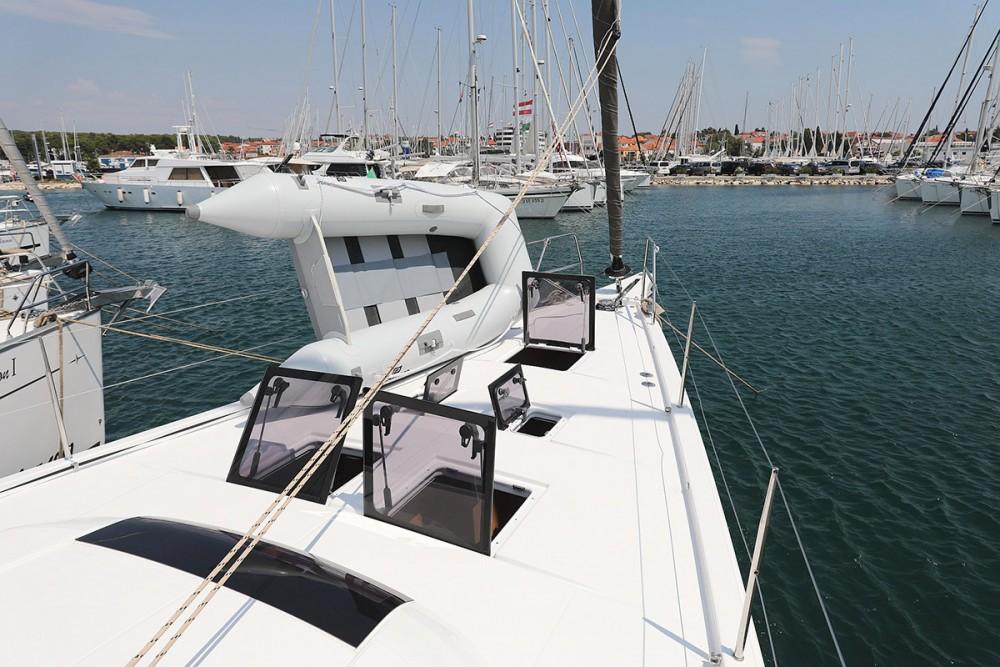 Rental Sailboat in  - Dufour Dufour Exclusive 56 - 5 + 1 cab.