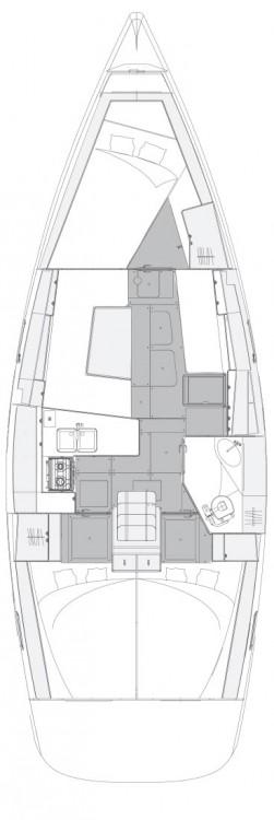 Rental yacht Slovenia - Elan Elan Impression 40 on SamBoat