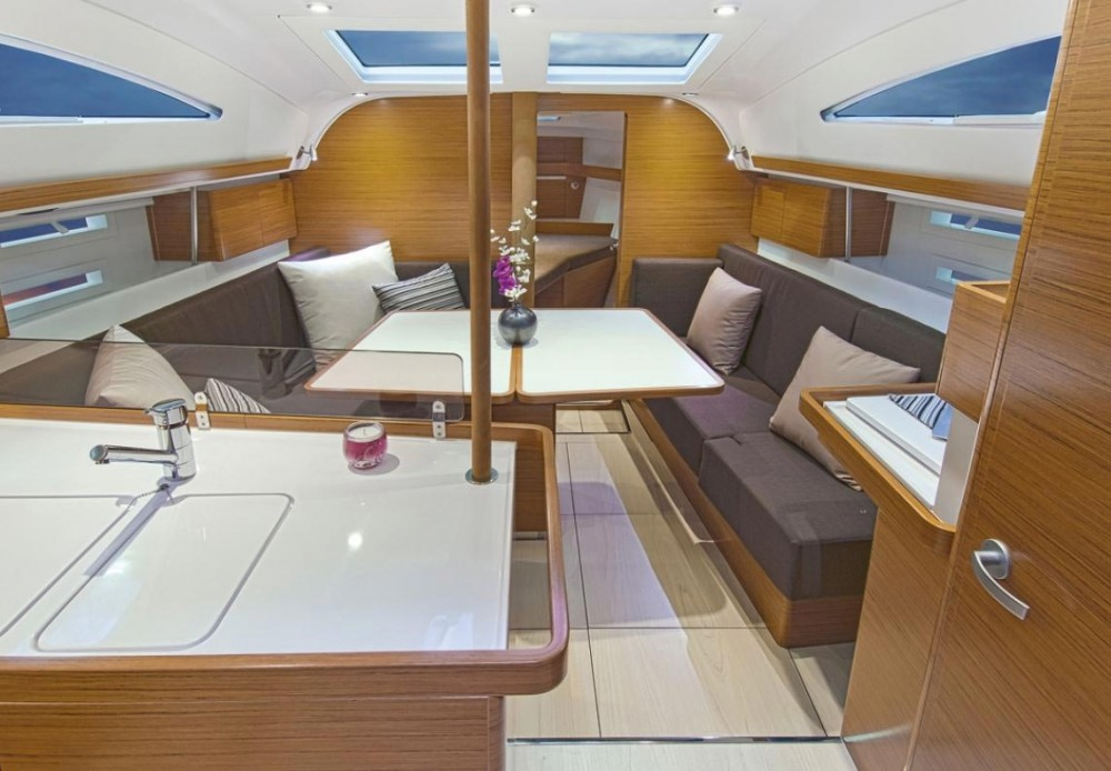 Hire Sailboat with or without skipper Elan Slovenia