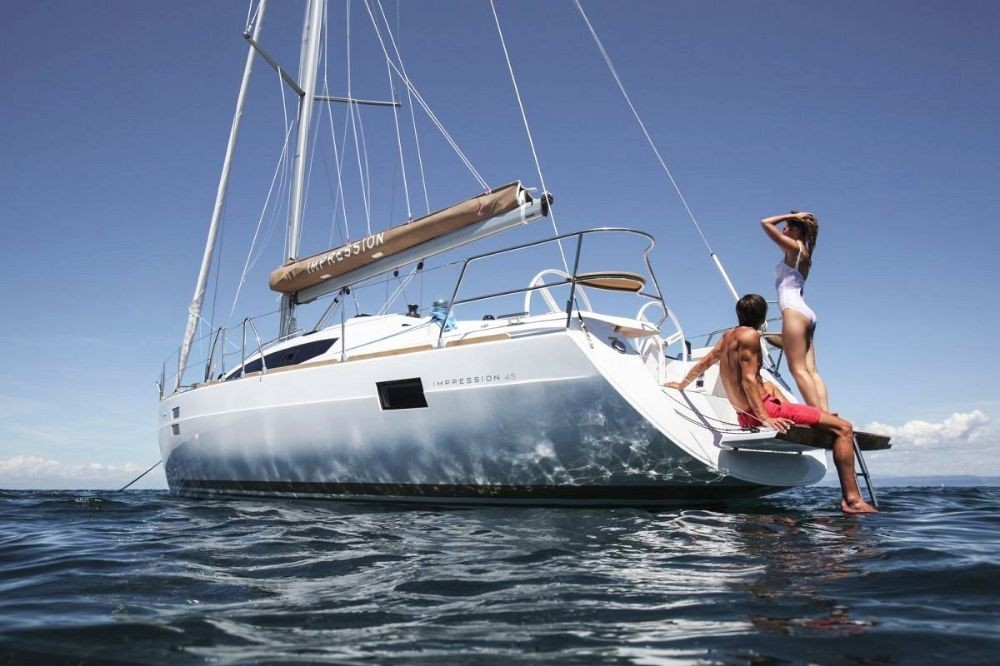 Rental Sailboat in Pula - Elan Elan Impression 45