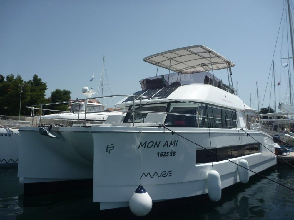 Fountaine Pajot Fountaine Pajot MY 37 - 3 cab. between personal and professional Šibenik