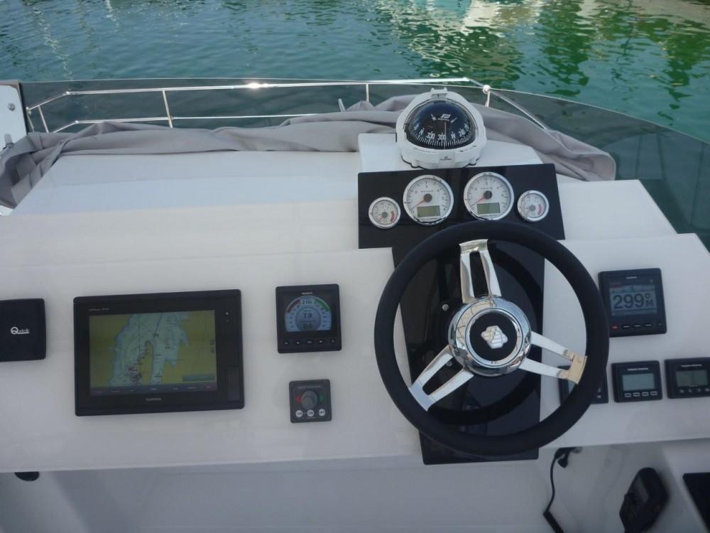 Rental Catamaran in Šibenik - Fountaine Pajot Fountaine Pajot MY 37 - 3 cab.