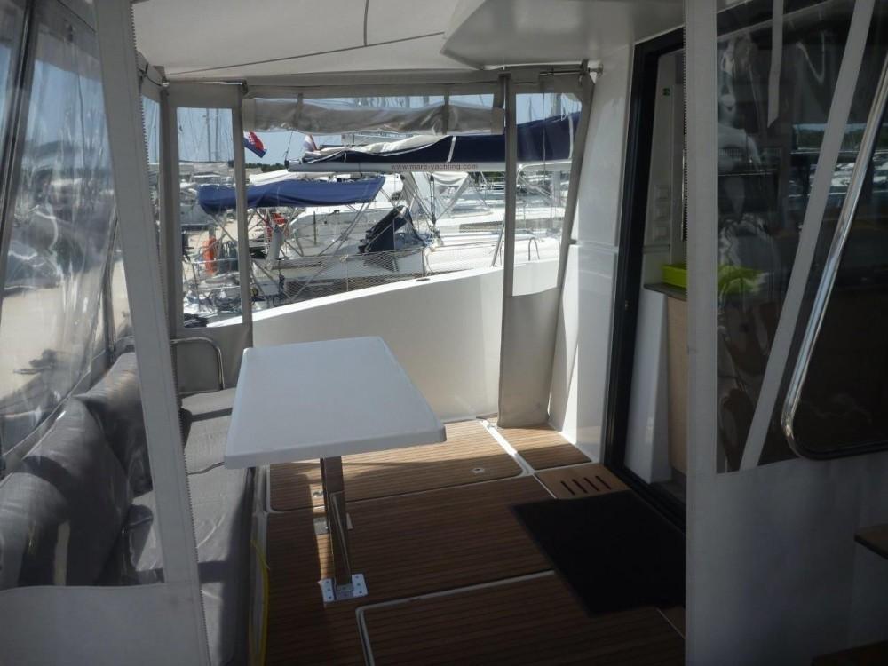 Rental yacht Šibenik - Fountaine Pajot Fountaine Pajot MY 37 - 3 cab. on SamBoat