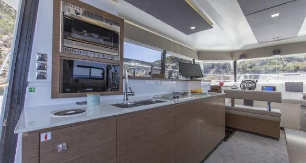 Fountaine Pajot Fountaine Pajot MY 37 between personal and professional