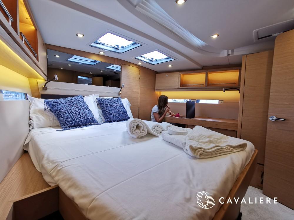 Rental Sailboat in Castellammare del Golfo - Dufour Dufour 56 Exclusive