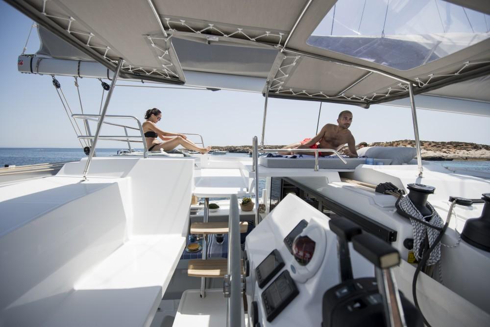 Boat rental Marsala cheap Fountaine Pajot Saona 47