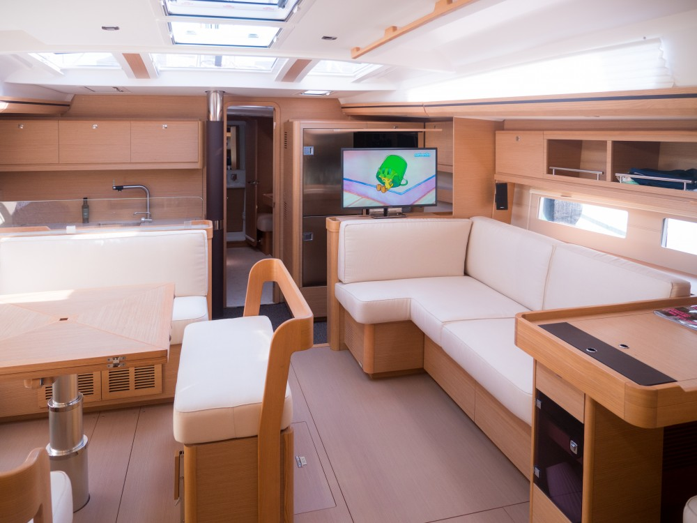 Rental yacht Castellammare del Golfo - Dufour Dufour 56 Exclusive on SamBoat
