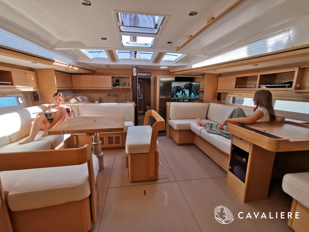 Dufour Dufour 56 Exclusive between personal and professional Marsala Marina