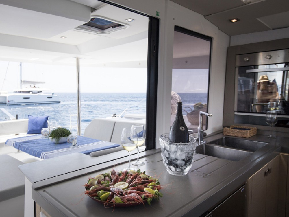 Fountaine Pajot Fountaine Pajot Saona 47 between personal and professional Marsala