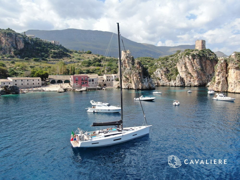 Rent a Dufour Dufour 56 Exclusive Marsala Marina