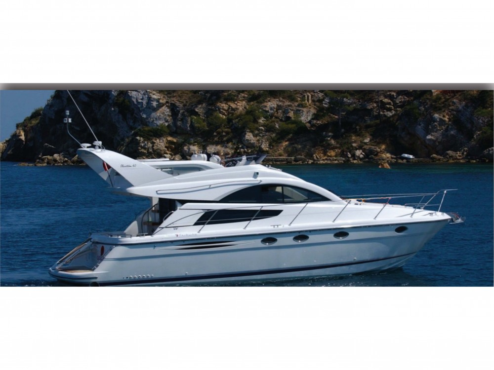 Hire Motor boat with or without skipper Fairline Mykonos