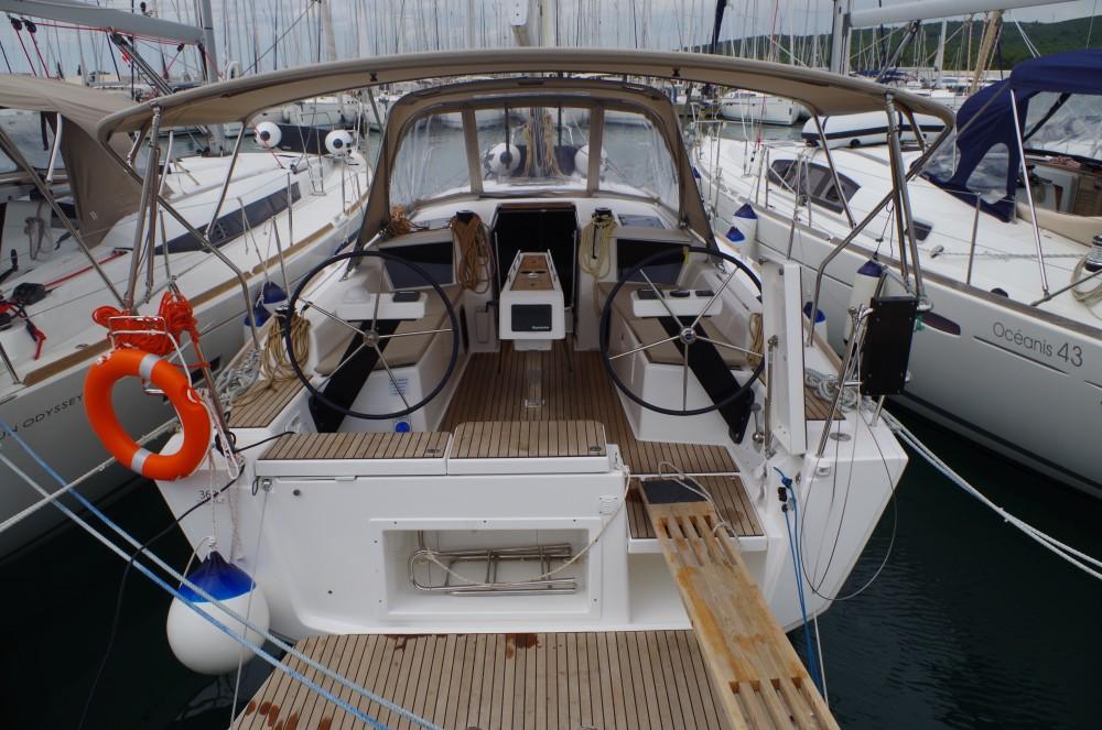 Boat rental Sukošan cheap Dufour 360 GL