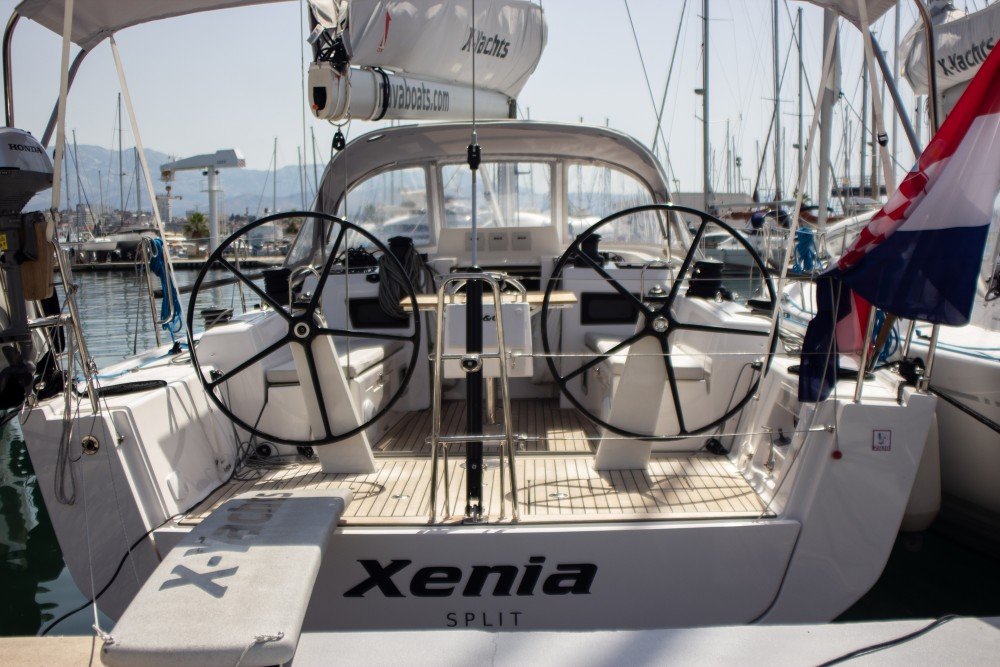 Hire Sailboat with or without skipper X-Yachts Split