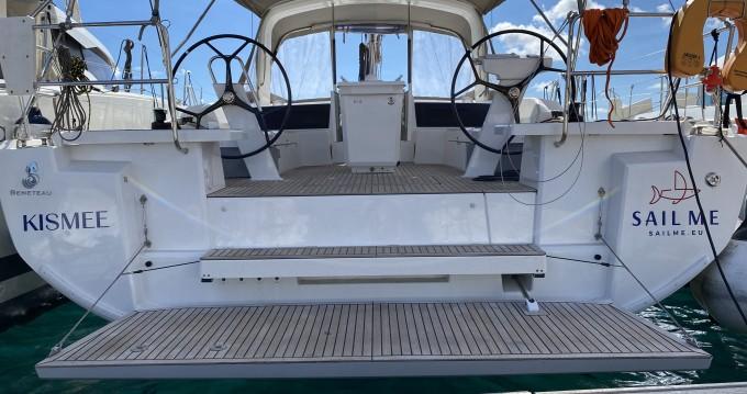 Rental yacht Ibiza Town - Bénéteau Oceanis 46.1 on SamBoat
